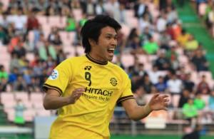 Masato Kudo é um ponta de lança talentoso
