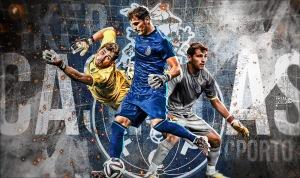 Casillas terá impacto gigantesco em Portugal