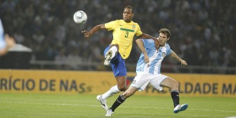 Dedé é internacional brasileiro