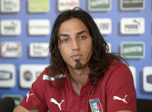 Schelotto é internacional italiano